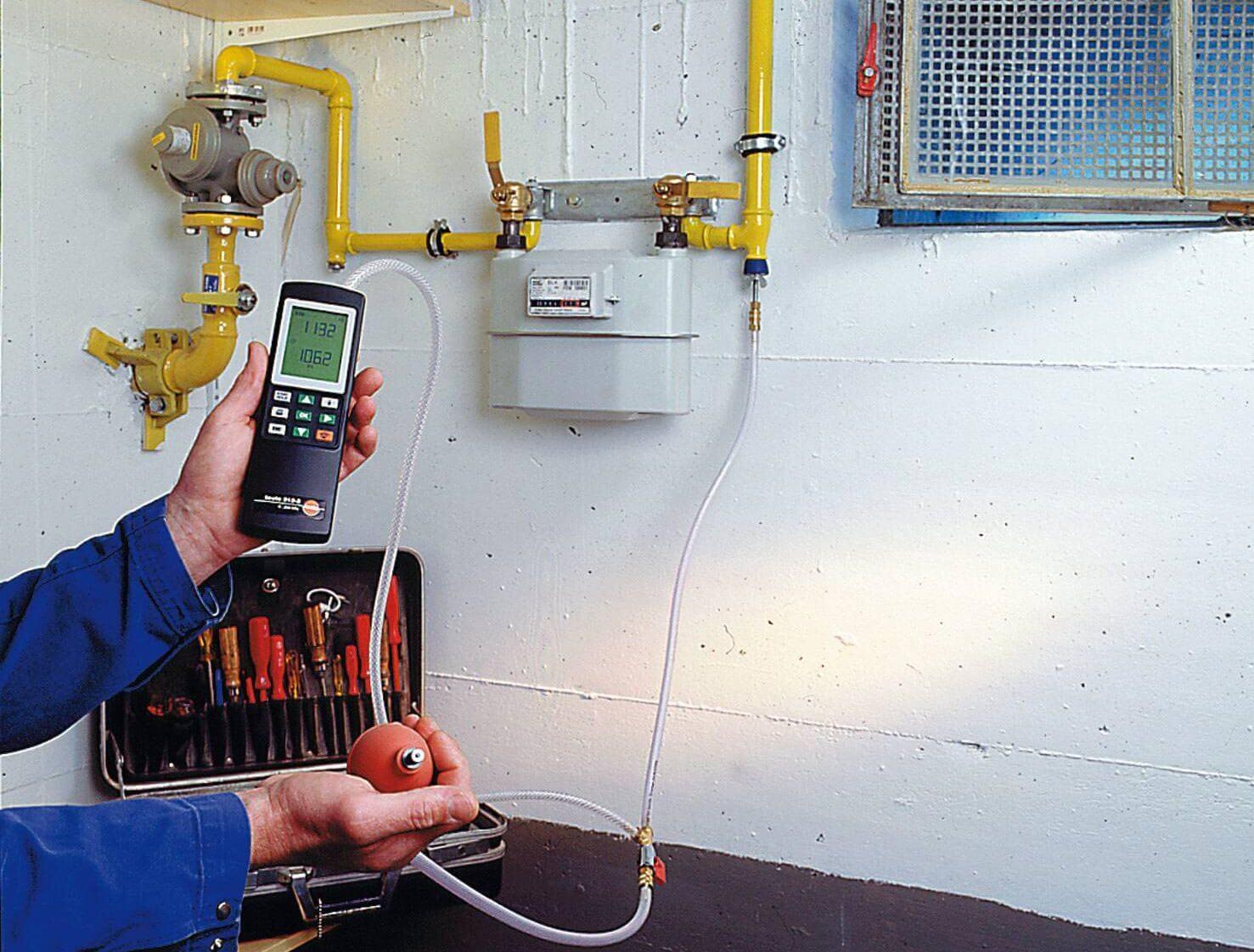 Диагностика газового оборудования в Краснодаре